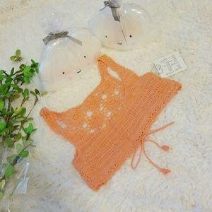 Beauty & The Beach Crochet Bralett